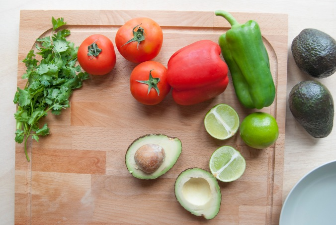 the food boy guacamole