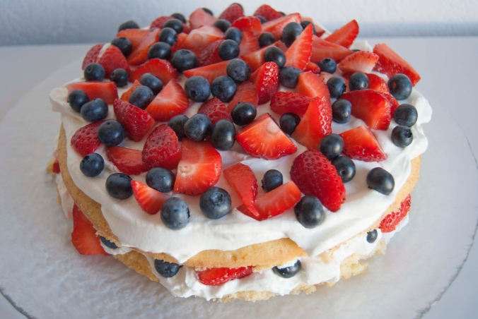 vanilla cake the food boy_8