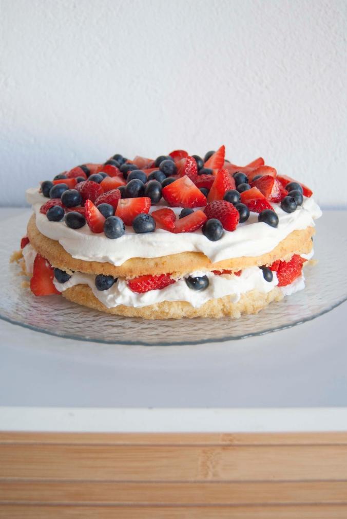 vanilla cake the food boy_9