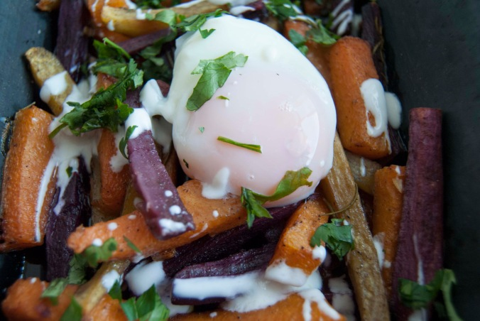 the food boy vegetables with poached egg_12