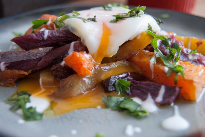 the food boy vegetables with poached egg_21