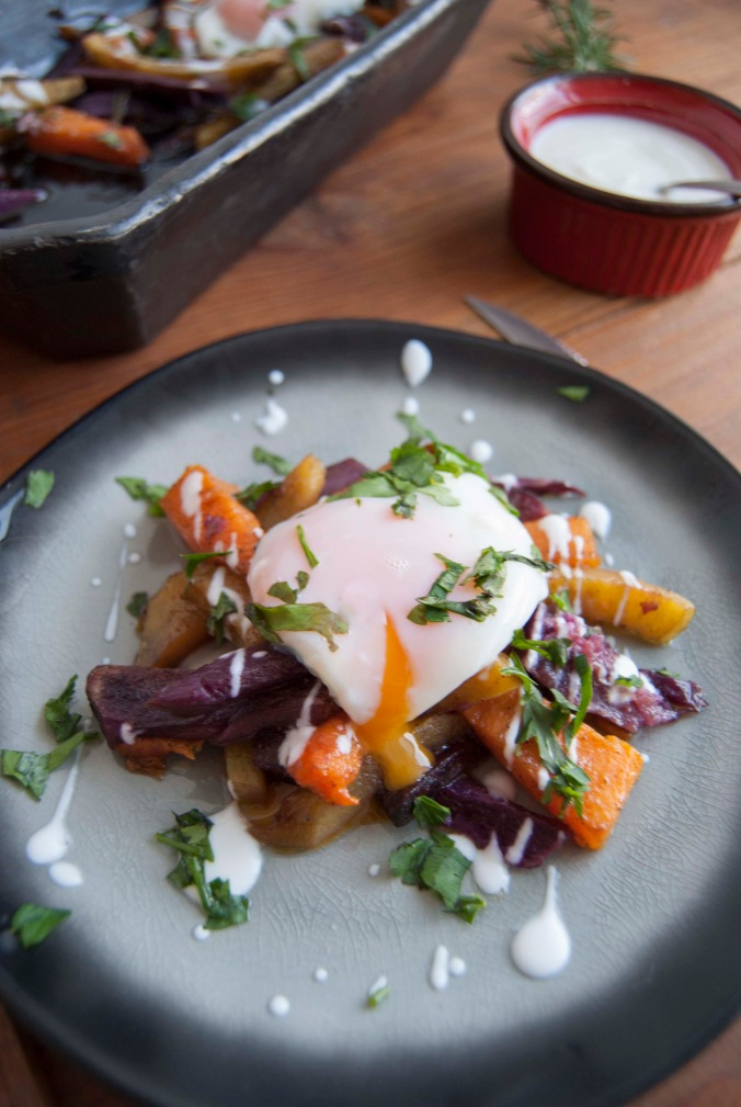 the food boy vegetables with poached egg_23