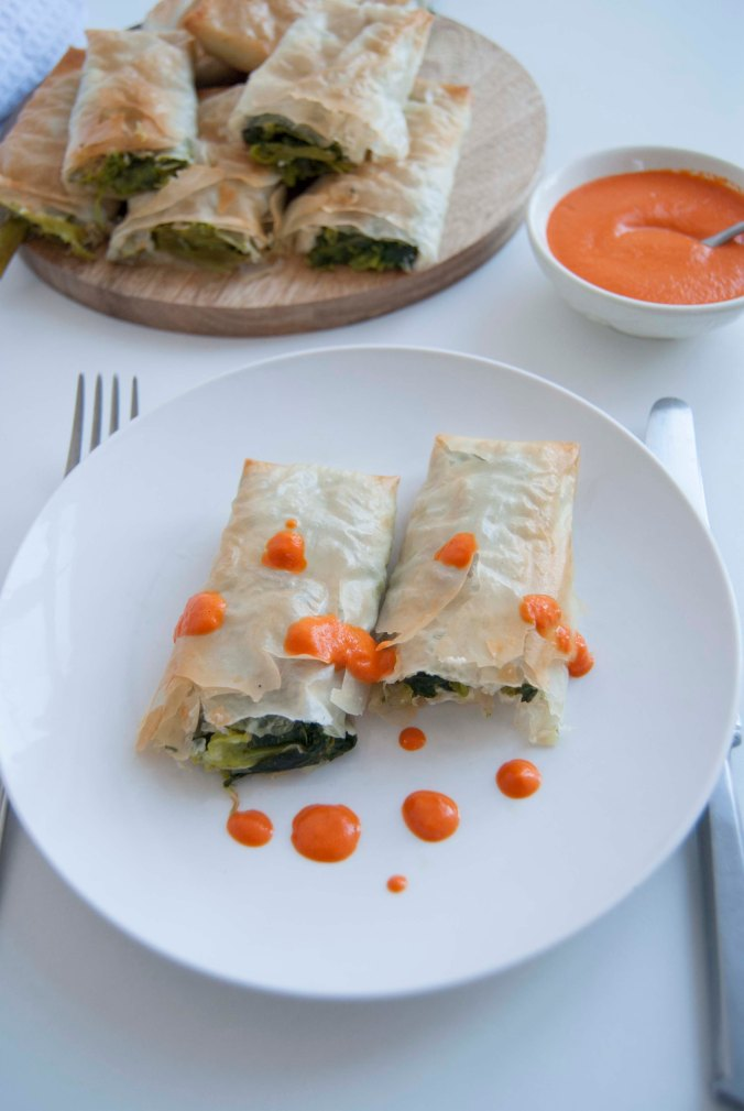 the food boy filo and pepper sauce_11