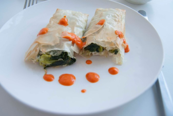 the food boy filo and pepper sauce_13