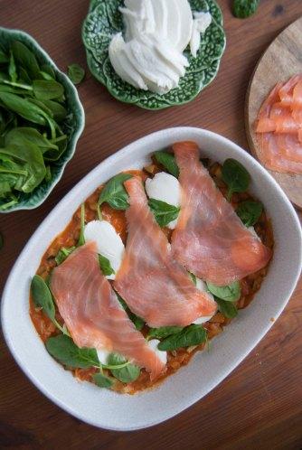 the food boy salmon lasagne_7