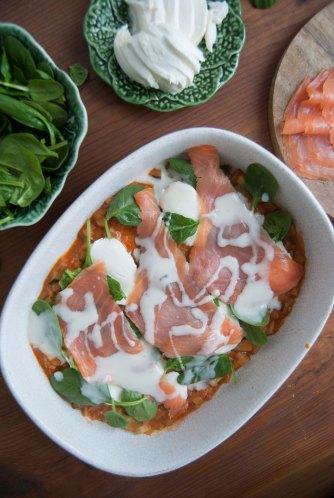 the food boy salmon lasagne_8