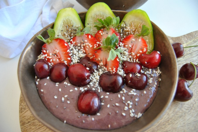 açai bowl the food boy13