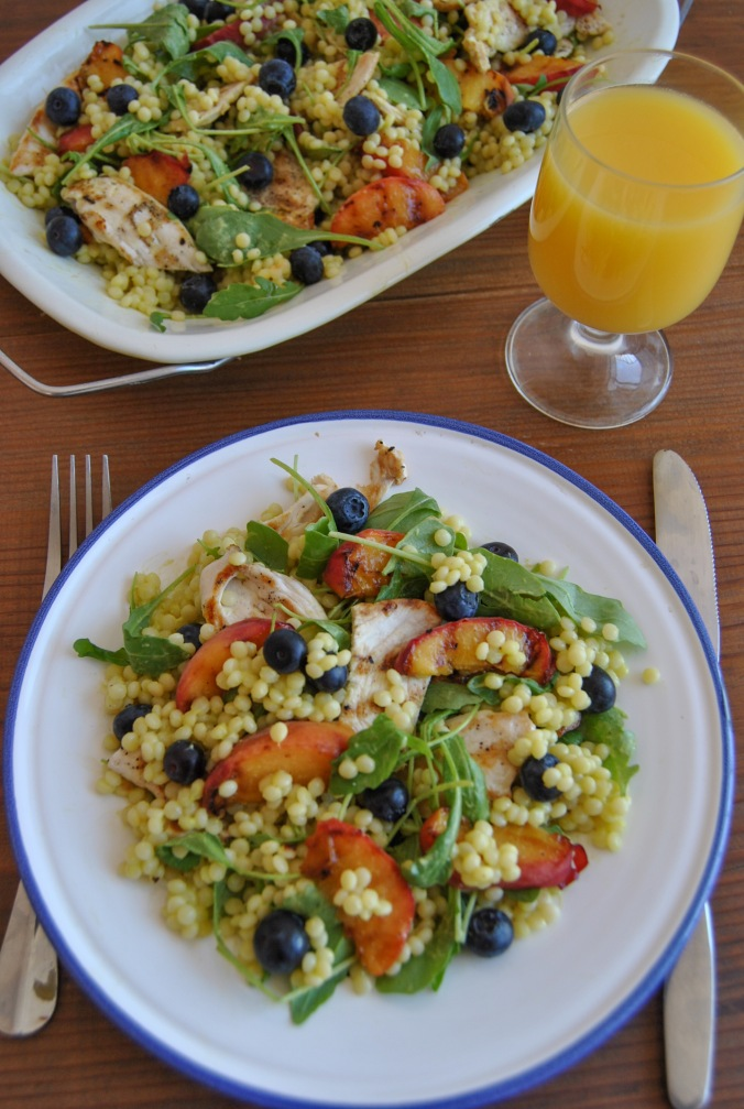 avocado couscous the food boy12