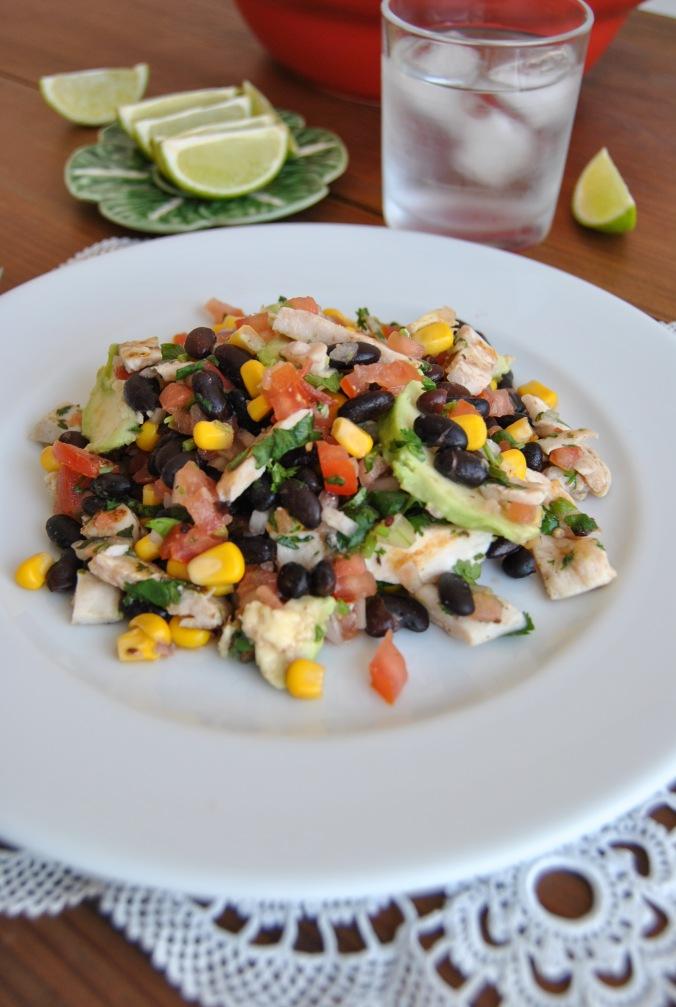 mexican saladthe food boy12