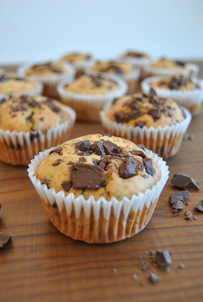 nutella muffinsthe food boy8