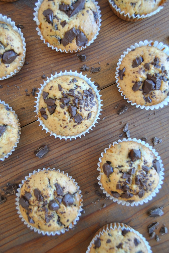 nutella muffinsthe food boy9